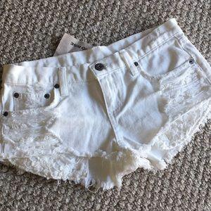 Carmar cheeky shorts